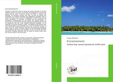 Bookcover of Evironnement