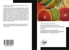 Borítókép a  Etude phytochimique et antioxydante de six variétés de Citrus - hoz