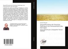 Bookcover of Quantification de l'érosion hydrique via l'envasement des barrages