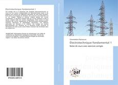 Bookcover of Électrotechnique fondamental 1