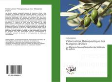 Valorisation Thérapeutique des Margines d'Olive的封面