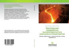 Обложка Комплексная переработка высокопиритистых свинцовых концентратов