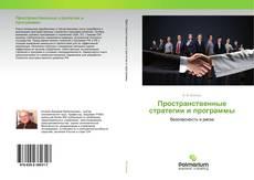 Обложка Пространственные стратегии и программы