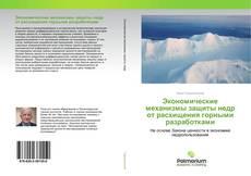 Bookcover of Экономические механизмы защиты недр от расхищения горными разработками