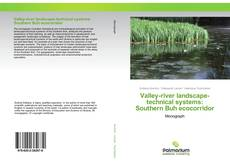Bookcover of Valley-river landscape-technical systems: Southern Buh ecocorridor