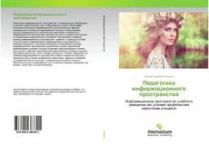 Bookcover of Педагогика информационного пространства