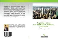 Управленческая близорукость в немецких компаниях kitap kapağı
