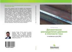 Copertina di Динамическое распределение давления и плотности тока