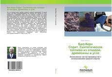 Bookcover of Био-Керн Сприт. Синтетическое топливо из отходов, древесины и угля