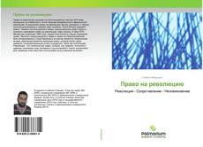 Bookcover of Право на революцию