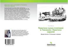 Bookcover of Практика сухих платежей в Танзании: Практика карагве