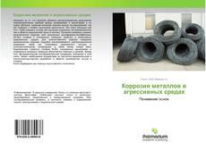 Buchcover von Коррозия металлов в агрессивных средах