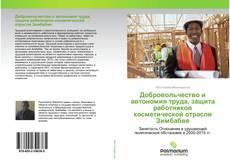 Добровольчество и автономия труда, защита работников косметической отрасли Зимбабве的封面