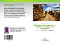 Bookcover of Воздействие уязвимости, вызванной лесными пожарами