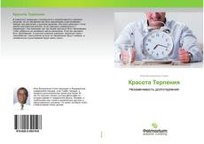Bookcover of Красота Терпения