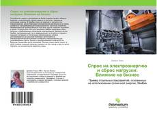 Bookcover of Спрос на электроэнергию и сброс нагрузки: Влияние на бизнес