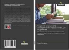 Bookcover of Создание социального интегративного пространства для подростков