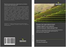 Bookcover of Развитие приграничных территорий в условиях локализации производства