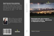 Buchcover von Башкирские восстания и индейские войны - феномен в мировой истории