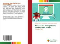 Capa do livro de Manual das boas práticas para tutores na EaD