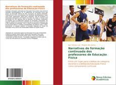 Capa do livro de Narrativas de formação continuada dos professores de Educação Física