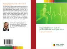 Borítókép a  Responsabilidade civil do profissional de educação física - hoz
