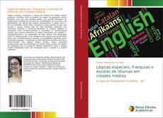 Portada del libro de Lógicas espaciais, franquias e escolas de idiomas em cidades médias