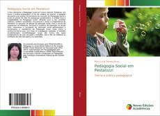 Buchcover von Pedagogia Social em Pestalozzi