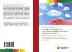 Capa do livro de StackAct: Avaliação de Desempenho em uma Nuvem IaaS Multicamadas