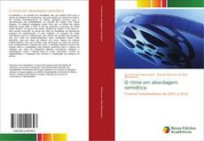 Capa do livro de O ritmo em abordagem semiótica