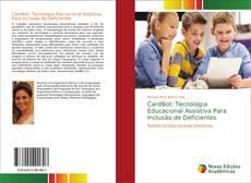 CardBot: Tecnologia Educacional Assistiva Para Inclusão de Deficientes kitap kapağı