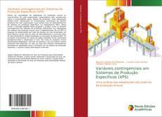 Capa do livro de Variáveis contingenciais em Sistemas de Produção Específicos (XPS)