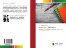 Обложка Registros e Reflexões
