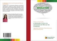 A Reflexão Crítica na Utilização do Manual do Professor的封面