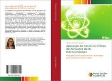 Capa do livro de Aplicação do NbCl5 na síntese de derivados de di-hidrocumarinas