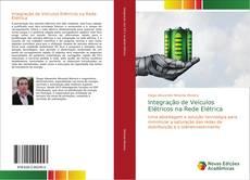 Capa do livro de Integração de Veículos Elétricos na Rede Elétrica