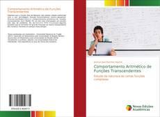 Buchcover von Comportamento Aritmético de Funções Transcendentes