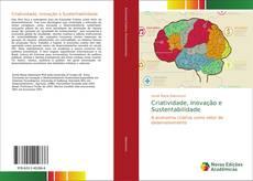 Обложка Criatividade, Inovação e Sustentabilidade