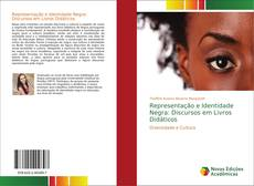 Portada del libro de Representação e Identidade Negra: Discursos em Livros Didáticos