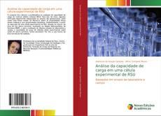 Borítókép a  Análise da capacidade de carga em uma célula experimental de RSU - hoz