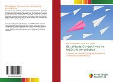 Capa do livro de Estratégias Competitivas na Indústria Aeronáutica