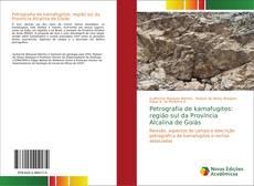 Capa do livro de Petrografia de kamafugitos: região sul da Província Alcalina de Goiás