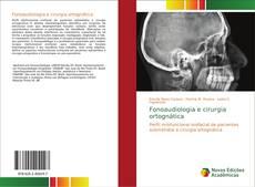 Capa do livro de Fonoaudiologia e cirurgia ortognática