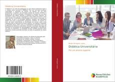 Bookcover of Didática Universitária