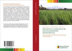 Capa do livro de Ocorrência e isolamento de Gluconacetobacter diazotrophicus