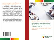Capa do livro de Ouvidoria do Departamento Nacional de Infraestrutura de Transportes/PB