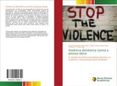 Violência doméstica contra a pessoa idosa kitap kapağı