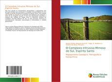 Capa do livro de O Complexo Intrusivo Mimoso do Sul, Espírito Santo