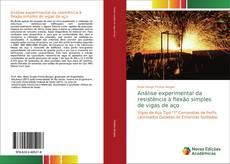 Bookcover of Análise experimental da resistência à flexão simples de vigas de aço