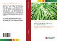 Bookcover of Análise da cadeia produtiva da resina no Brasil